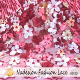 High Quality Beauty Manufacture Wholesale Beaded Lace Fabric