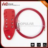 Elecpopular China Factory Wire Lock Manufacturers Economic Resistant Cable Valve Lock