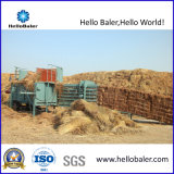 Hydraulic Press Semi-Automatic Removerable Hay Baler with CE