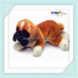 2014 New Design Plush Dog Plush (FLWJ-0057)