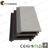 WPC PVC Wood Plastic Exterior Wall Cladding