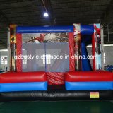 Spider Man Inflatable Bouncy Castle for Commercial Rent