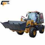 China Cheap Self Shovel Compact Machine Zl12/Zl15/Zl16 with Euroiii EPA4 for Sale Articulating Mini Small Wheel Loader Price List in Germany Norway USA Canada