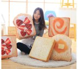 18cm Emulation Bread Toast Plush Doll