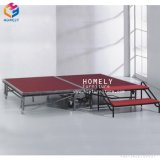 Homely Furniture modern Outdoor Dance Stage for Event