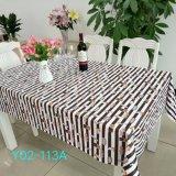 PVC Printed Tablecloth