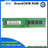 South America Hot Sale DDR 4 8GB RAM 512MB*8c 16chips 1.2V Memory