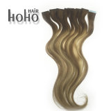 Double Drawn Ombre 18 Inch Tape Ins Human Hair Extension