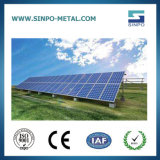 Solar Module Mounting System