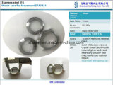 40mm Polished 316L Stainless Steel Watch Case Fit Eta 2824 2836 Miyota 8215 821A Movement