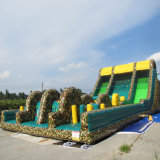 Inflatable Adult Sport Obstacle Course