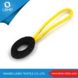 Zipper Puller Manufacturer Custom Logo Paracord Nylon Plastic Zip Pull for Cloth