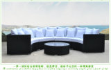Rattan Garden Sofa Set with Coffee Table Home Hotel Patio Outdoor Furniture