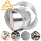 Best Selling Black Flame Resistant Aluminum Colored Foil Gummed Tape China Supplier