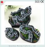 Wholesale Resin The Great Wall of China Model Souvenir