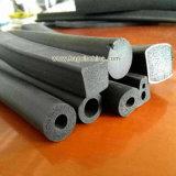 Nitrile NBR + PVC Rubber Foam Thermal Insulation Tube