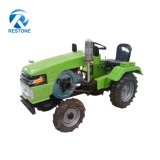 High Quality and Good Price Small Farm Tractor 12-15 HP 4-Wheel Tractor