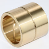 Tin Bronze Bushing Oil Groove Copper Sleeve Casting Bronze Bushing Manufacturer