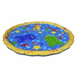 Inflatable Baby Sprinkle Play Mat Water Toy