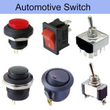 Waterproof Electrical LED Illuminated Light Toggle Micro Automotive Push Button Switch for Cars
