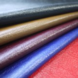 Hot Sale Glossy Surface PU PVC Leather for Shoe Garment Furniture