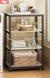 Wholesale Home Storage Warehouse Steel Racks 4 Tier Metal Shelf