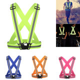 LED Safety Vest, Safety Running Vest, LED Vest