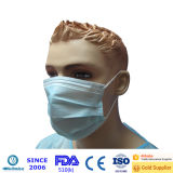 High Quality 3-Ply FDA 510 K Medical Surgical Face Mask