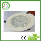 LED Ceiling Light 1wx18=18W Spray White Round Type