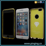Full Body Cover Case for iPhone 6 with Tempered Glass