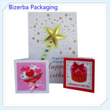 Promotion 2018 Hot Selling Christmas Card/New Year Card /Valentine's Card/Greeting Card