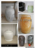 Unique Style Granite / Onyx Stone Cremation Urns for Monument