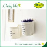 Onlylife Fashionable Design Fabric Planter for Home Decoration