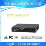 Dahua 4 Channel Tribrid 1080P Lite Mini 1u Digital Video Recorder (HCVR5104H-S3)
