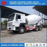 Sinotruk HOWO 6X4 371HP 8cbm 10cbm Cement Mixer Truck 8m3 10m3 Concrete Mixer Truck