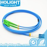 LC to E2000/APC Fiber Optic Patch Cable for FTTX