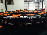 65 Persons Capacity Open Reversible Inflatable Life Raft