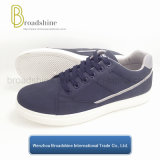 Men Sport Shoe Running Shoe with PVC Injection Sole