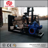 12inch Double Suction Pump Driven by Cummins Diesel Engine for Mining Use
