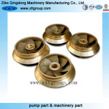 Invesment Casting Vertical Turbine Pump Bronze/Stainless Steel Pump Impeller