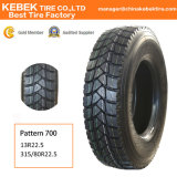 Tubless Radial Truck Tire 315/80r22.5