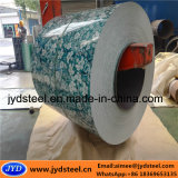 Color Coated PPGI Steel Coil with Flower Pattern