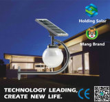 Solar Powered LED Moon Light with IP65 for Gate