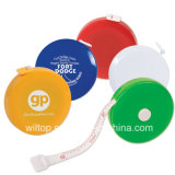Plastic Advertising 5 Feet Round Tape Measures (PM208)