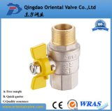 Italy Ball Valve (brass valve with cheap price) 15days Delivery UL FM Dn15