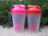 400ml Protein Shaker with Plastic Ball