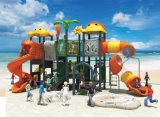 Trade Assurance Approved New Style Outdoor Toddler Playground Set