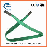 2 Ton Webbing Sling Double Ply for Lifting Sling