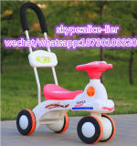 Factory Price Light Wheel Ride on Toy Car Swing Baby