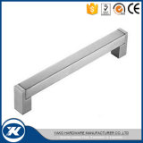 Cheap Stainless Steel Brushed Square Furniture Drawer Cabinet Handle